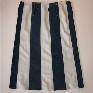 Moschino Jeans Skirt Size 44